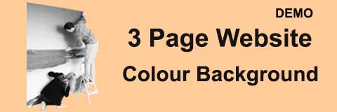3 Page Colour Website