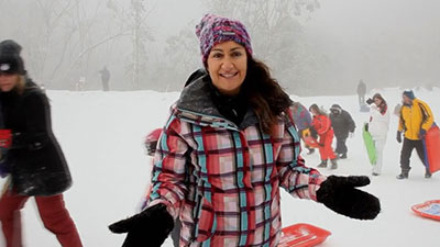 ABC TV Snow Report